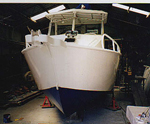 "BB030 ""Alloy Sea Boat - Enlarged Version"""