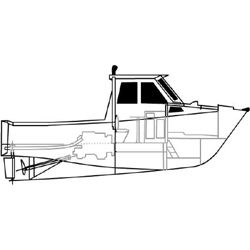 "BB190 ""Bollard 126 - Fast Alloy Day Boat"""
