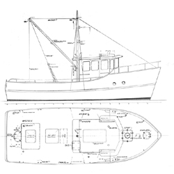 model power boat plans